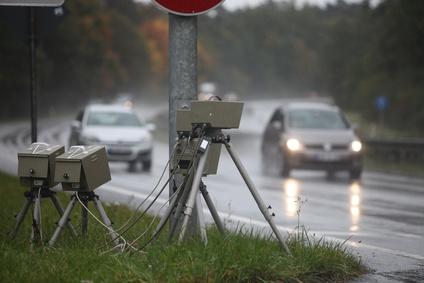 Verkehrsrecht Radarkontrolle